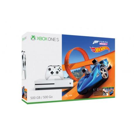 Igralna konzola Microsoft Xbox One S 500GB Forza Horizon 3 Hot Wheels Bundle