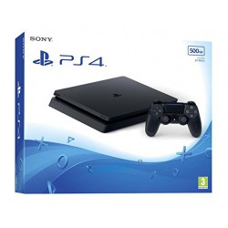 Igralna konzola Sony PlayStation 4 Slim 500GB, črna