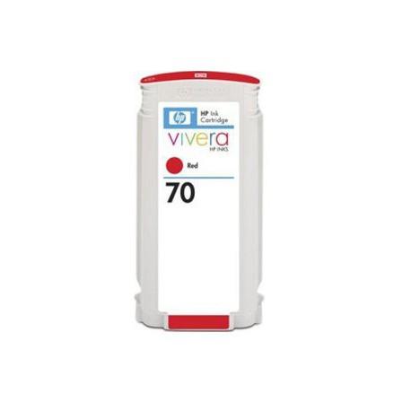 Črnilo HP C9456A (70), rdeče