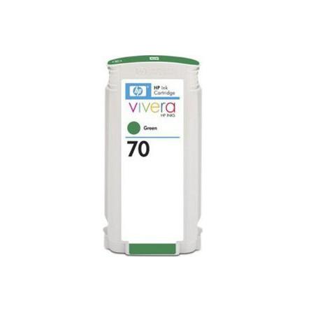 Črnilo HP C9457A (70), zeleno