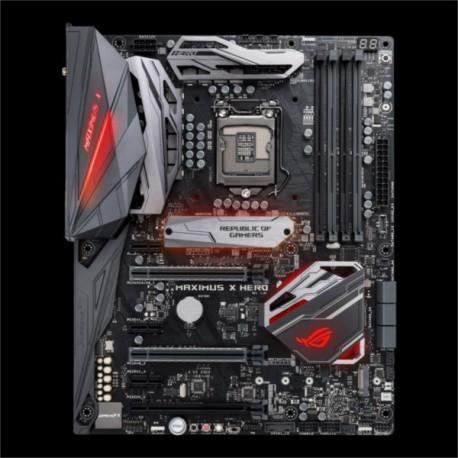 Matična plošča ASUS MAXIMUS X HERO, DDR4, LGA1151, ATX