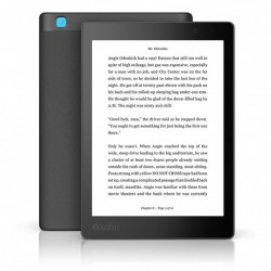 Bralnik e-knjig Kobo Aura ONE, 7.8 Touch, 8GB WiFi, črn, N709-KU-BK-K-EP
