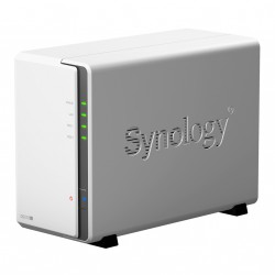 NAS 8TB Synology DiskStation DS-218j (2x 4TB WD RED trdi disk)
