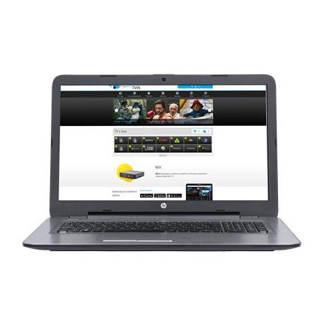 Prenosnik HP 17-y010nm A6-7310, 4GB, SSD 128, W10, Z9B33EA