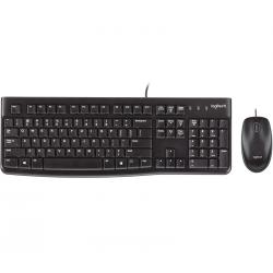 Tipkovnica in miška USB Logitech MK120