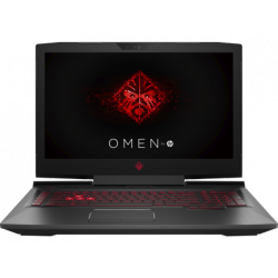 Prenosnik HP Omen 17-an025nm, i7-7700HQ, 16GB, SSD 256, GTX, W10 (2YL27EA)