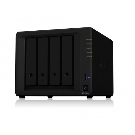 NAS Synology DiskStation DS-418PLAY