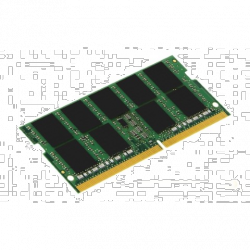 Pomnilnik SODIMM DDR4 4GB 2400 KINGSTON 1Rx16 (KVR24S17S6/4)