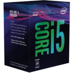 Procesor Intel Core i5-8400, LGA1151 (Coffee Lake), BOX