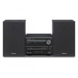 Glasbeni stolp Panasonic SC-PM250EG-K, črn