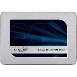 SSD disk 1TB SATA3 Crucial MX500, CT1000MX500SSD1
