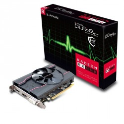 Grafična kartica Radeon RX 550 4GB SAPPHIRE Pulse (11268-15-20G)
