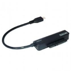Čitalec diskov USB tip-C 3.1 SATA, STLab U-1460